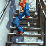 On some Stairs by Kimaru-kun