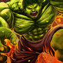 Hulk by Wenart