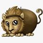 Lion Monkey by Moors