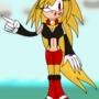 KECHI The Hedgehog by DarkXeo