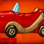 Old School Rocket Car by Iviqrr