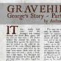 Gravehill - Chapter 14 - Short Story Pt 2