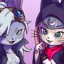 Two Tsukinos