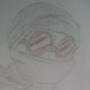 Basically, i tried to draw hank