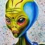 alien by rickygonza