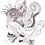 monkey 1 by RichardLinkon