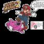 Super Mario Bros. 2 by GroggyLobster