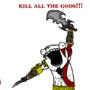 Kratos memes by madmanaryf