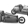 vehicle designs by Flowers10