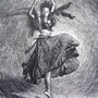 Dancing in The Light by Oponok