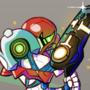 Metroid Dread suit