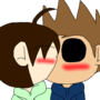 Eddsworld - Tom gets a kiss!