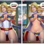 Power Girl patrons.