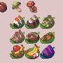 BOTW Food Illustration Part 1