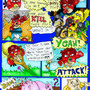 Le parody de angry birds : war by DylCart