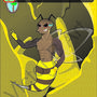 VicBee by dragonflamesmedia
