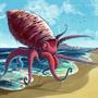 Cephalopodic Advancement. by Kuoke