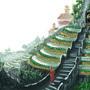 Monastery Stairs. by Kuoke