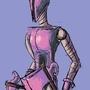 Raspberry Knight