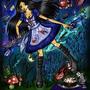 Alice fanart by PattyDLuffy