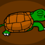 A turtle! by mattbernardes