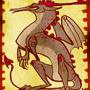 Ye olde dragon by MD33z