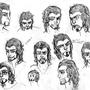 Faces by Narunen