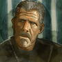 Ron Perlman by Hyptosis