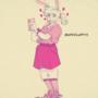 Rabbit OC pink