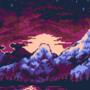 The silver mountains