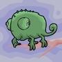 Chameleon by Gerkinman