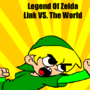 LOZ Link VS. The World by BrettParody