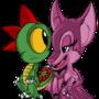 Alric and sheeta