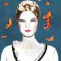 Butterflies Girl