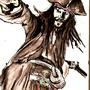 Jack Sparrow by anacierdem