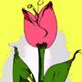 EVIL FLOWER by Spiderwebbie