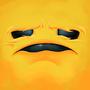 sadface by J-qb