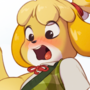 Clumsy Isabelle