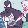 Venom×SpiderGwen 17 -comic-