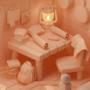 Adventurer's cozy corner
