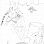 Castle Crashers Sketch by KyleDartist