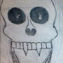 Skull is Happiness by JimmyTheCaterpillar