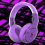 Purple Beats by ToxikMonkey