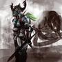 Knight by ZaneZansorrow