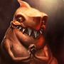 smeik the sharkmaggot by FarturAst