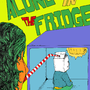 Alone in the fridge COLORED by ShizzleCreature