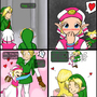 Young Zelda's Crush by shadowhuntress13