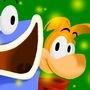 Rayman and Globox by Mario644