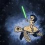 Sköldpaddas in Space! by SeventhTower