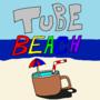 Tube beach Logo